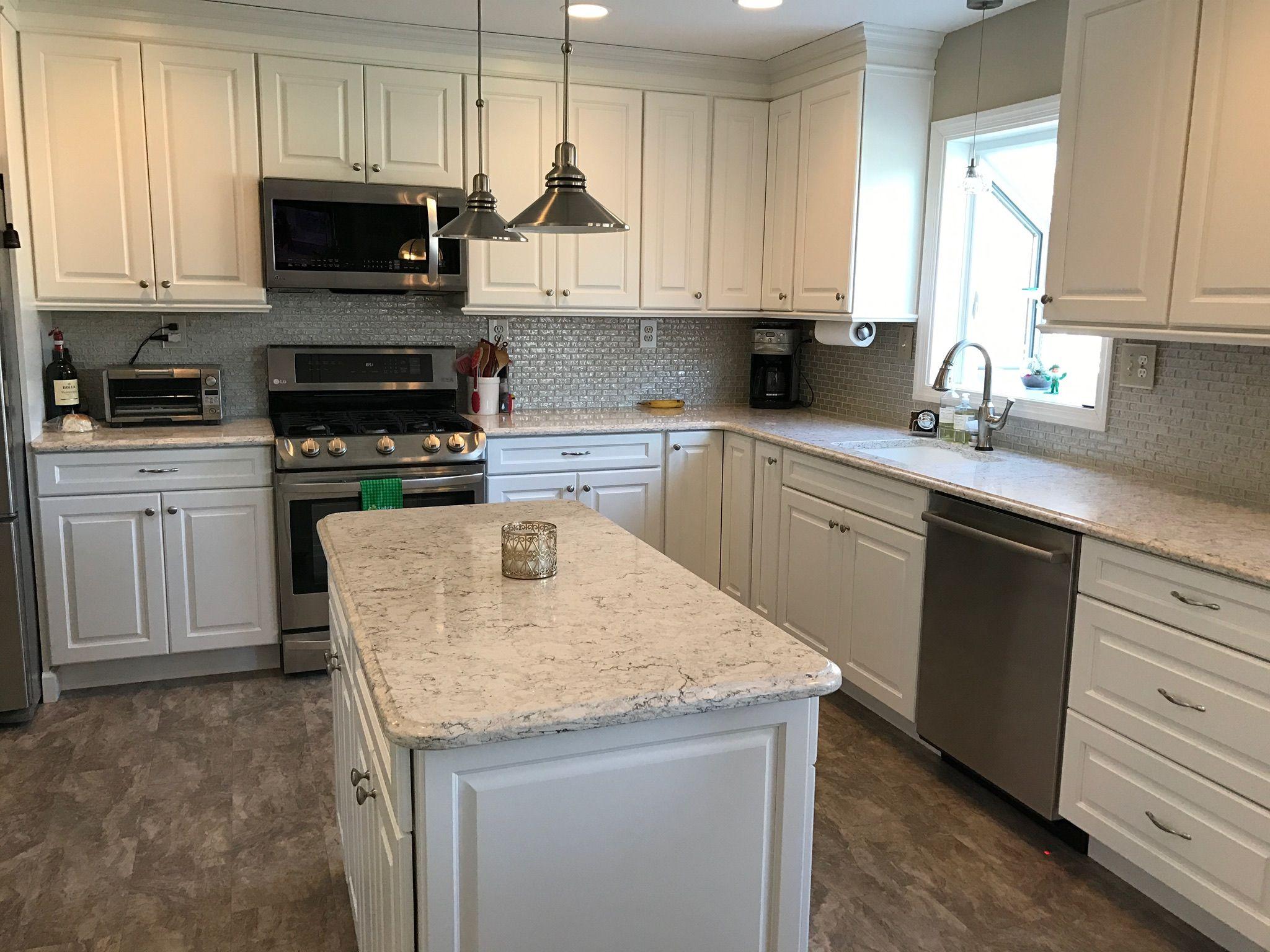 Aria Quartz Countertops Just Love Them Kitchen Worktop