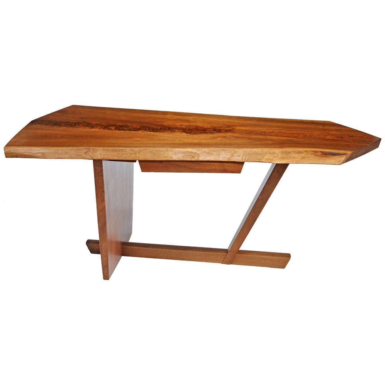 George Nakashima Minguren Desk George Nakashima Mid Century