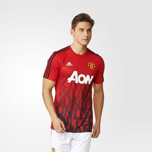 Buy Manchester United FC Home Pre-Match Shirt Real Red/Black Best from  Reliable Manchester United FC Home Pre-Match Shirt Real Red/Black Best  suppliers.
