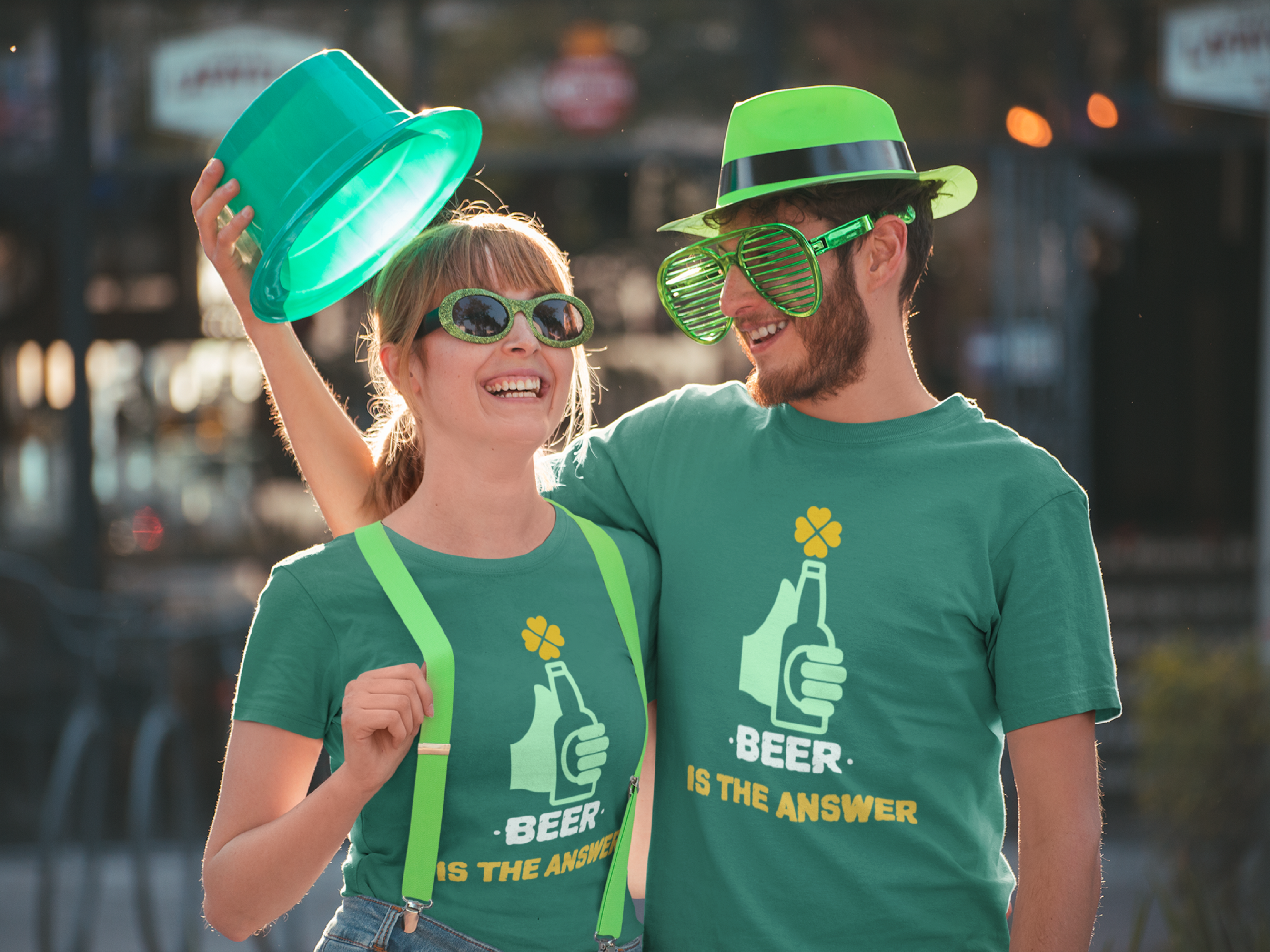 Irish T-Shirts Funny Irish T-shirt Luck Of The Irish Saint Patricks day Funny Shirt St patricks day Tee shirt