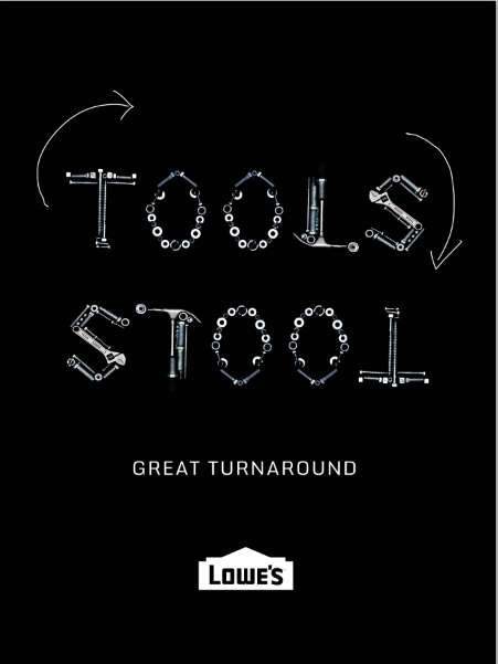 Tool Typeface by Daniela Silva Riera, via Behance