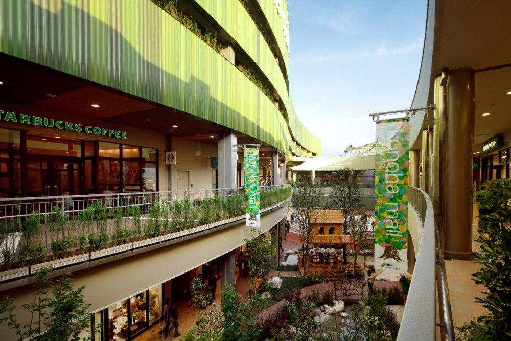 Garden Walk Mall: Amusing Garden Walk With Traditional Feel, In A Mall