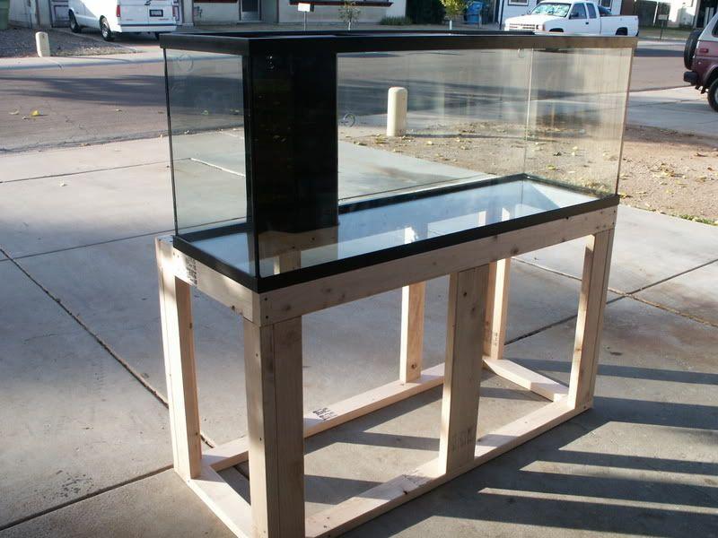 Diy Aquarium Stand Part - 36: Aquarium Stand