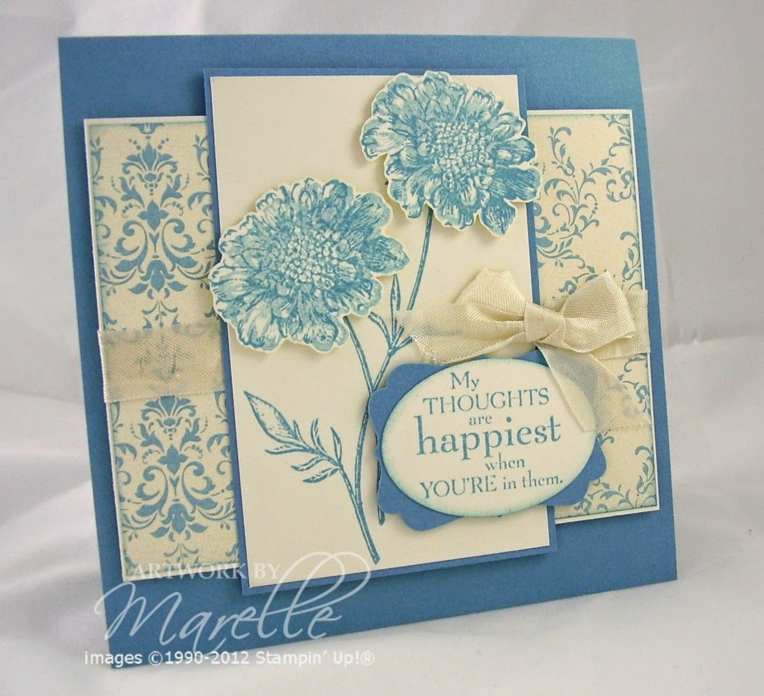 farewell field flowers  card 2 with images  cards