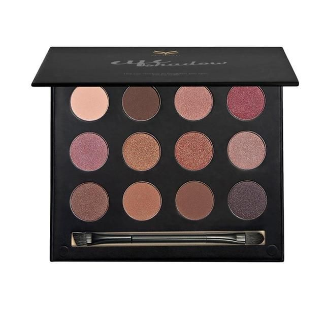 12 Colors Professional Women s Eyeshadow Palette  8d34be3197