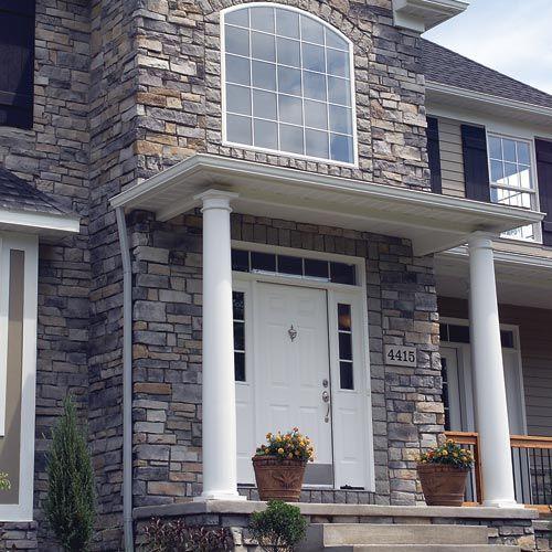 Quality Home Exteriors Design: Dutch Quality Prestige Weather Ledge Precast Stone Sample