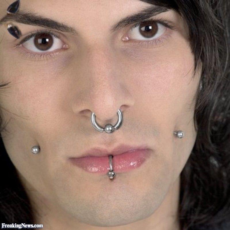 Body Piercings Facial Piercings Small Nose Piercing Cheek