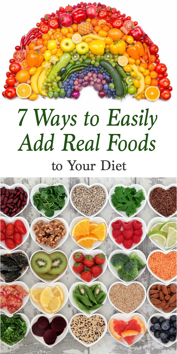 how to make healthy foods