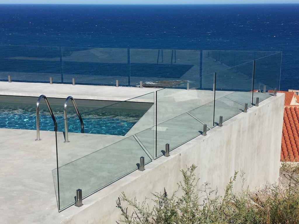 Q-railing: Easy Glass MOD 61-62 - glass railing system 3 of