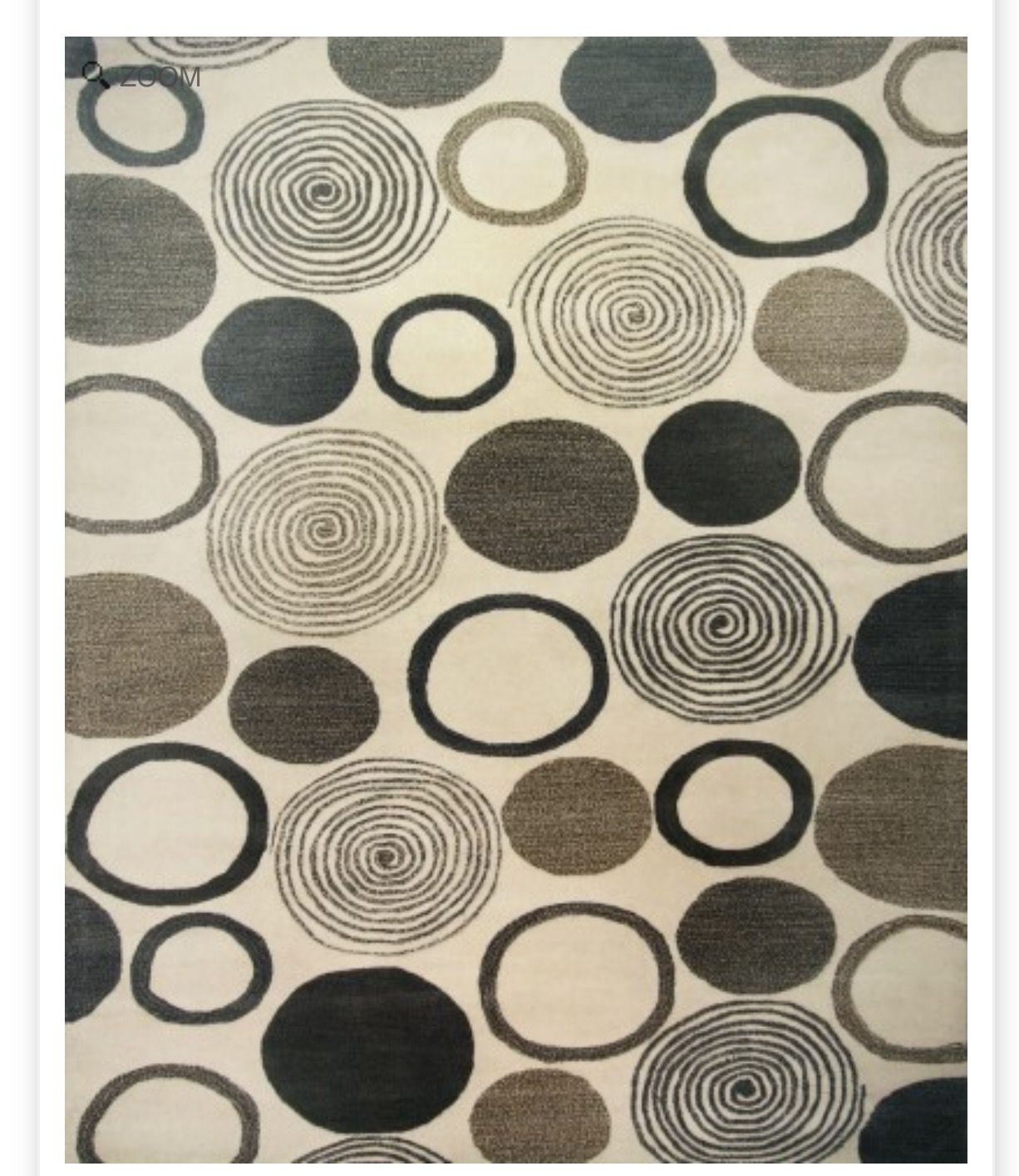 Modern Rug From Hali Rugs Hand Tufted New Zealand Wool 1 150 00