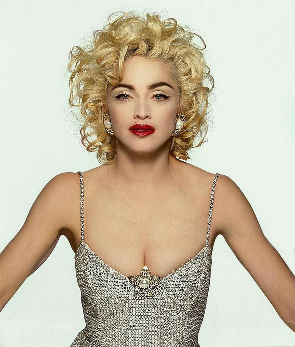 97977f6e2a Madonna | Hair, skin, make up | Madonna, Madonna 80s, Camisole top
