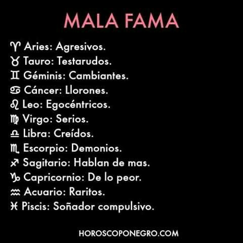 #signosdelzodiaco #Aries #Tauro #Geminis #Cancer #Leo #Virgo #Libra #Escorpio…