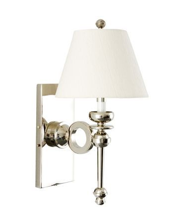 Modern 17 Inch Wall Sconce By Frederick Cooper Modern Sconces Sconces Sconce Lighting