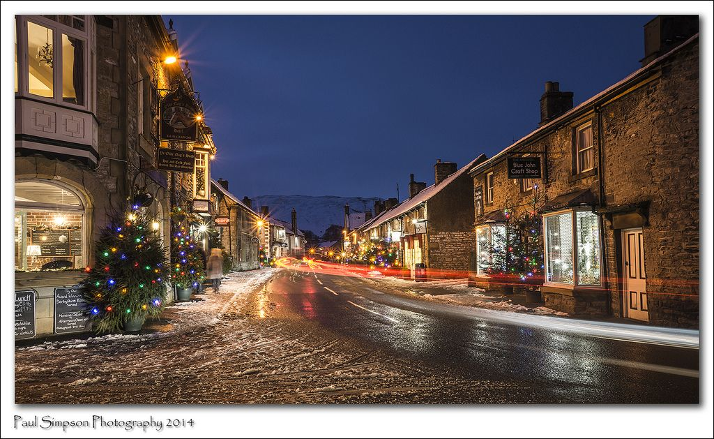 Image result for peak district christmas