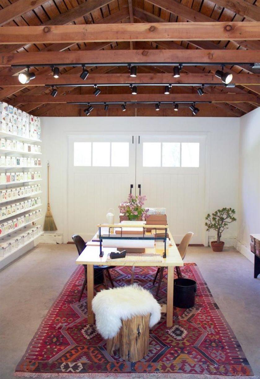 20 Adorable Art Studio Design Inspiration Ideas Garage Art