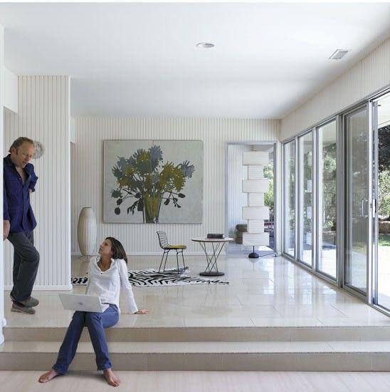 Rachel Griffiths\' mid-century modern house tour | Mid-century ...