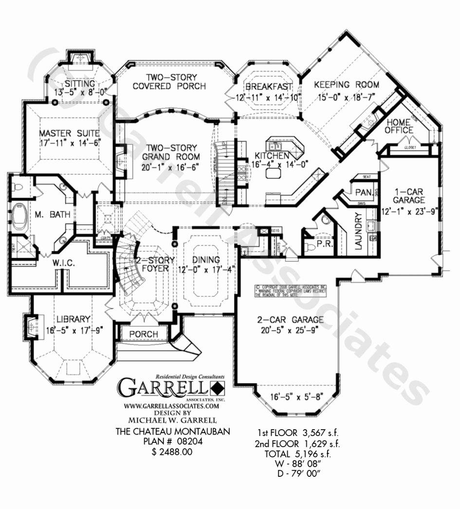 50 Unique Pics Of Chateau House Plans House Floor House Plans House Floor Plans French Country House Plans