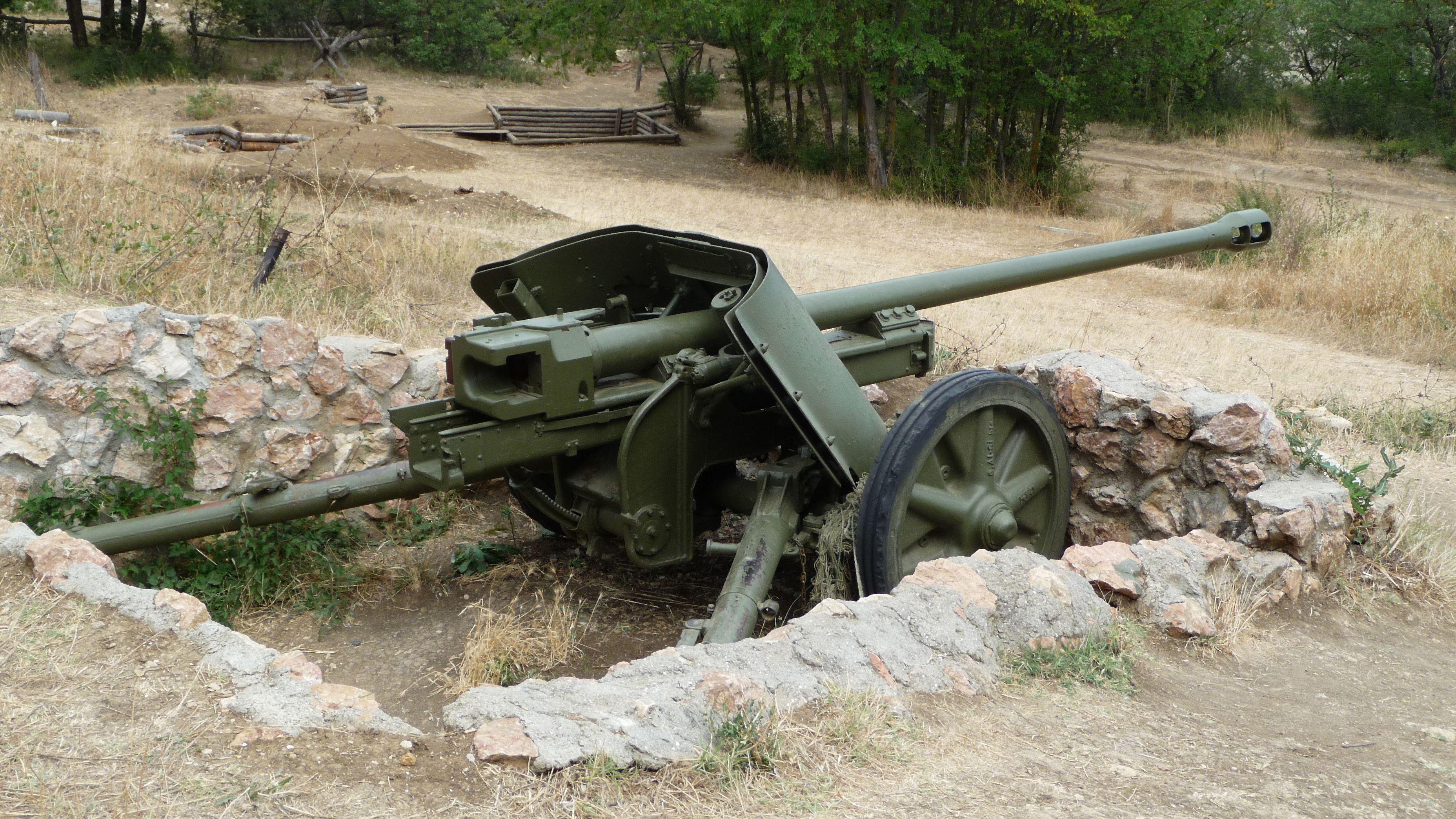 German 50 Mm Anti Tank Gun: Pak-38 L/60 (50mm): When The Germans Faced Soviet Tanks In
