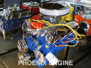 FORD 302-330 HP TURN KEY CRATE ENGINE HIGH PERFORMANCE
