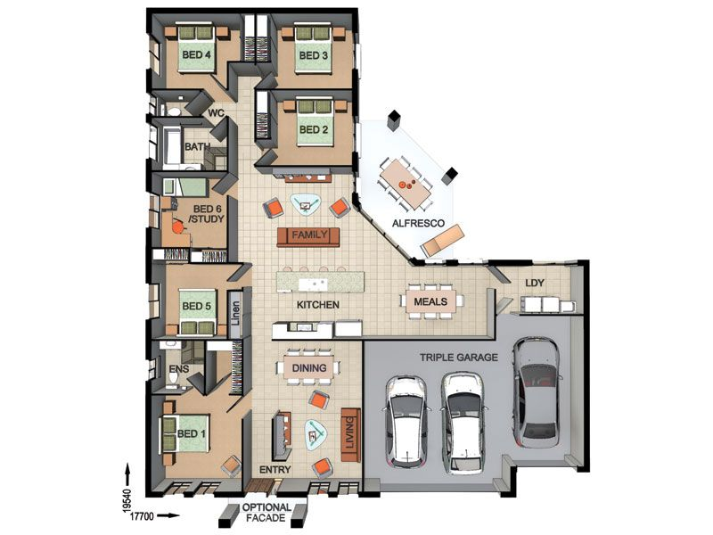Dixon Homes - New Home Designs & Prices | house plans | Pinterest ...