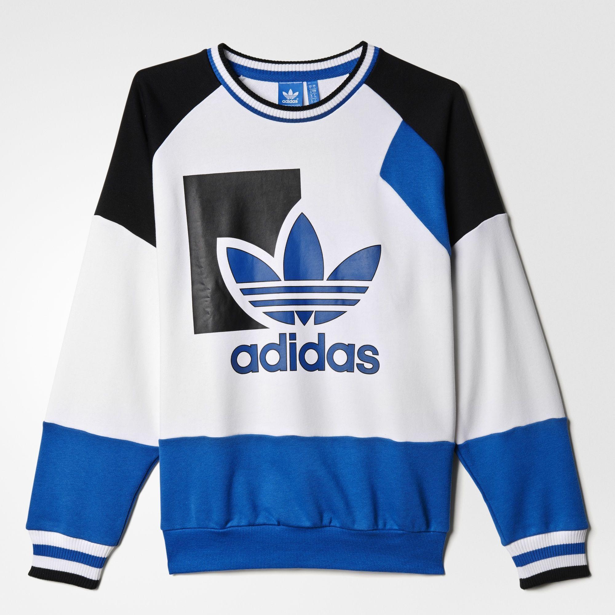 Adidas Originals Running Baggy Sweater | Clothing | Pinterest ...