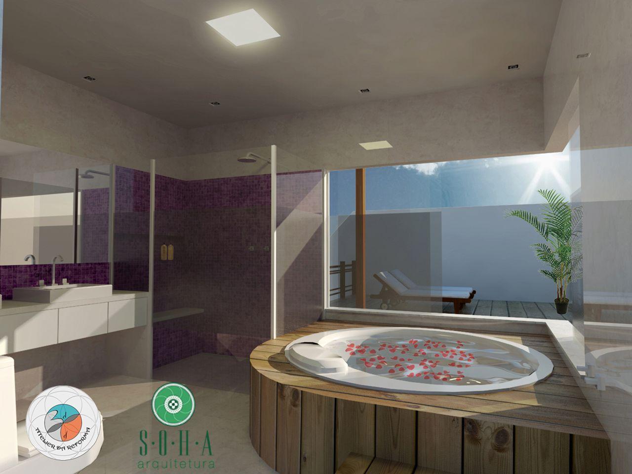 Pin by Bel e Tef Atelier da Reforma on NOSSOS PROJETOS (3D) Pintere  #7B6650 1280 960