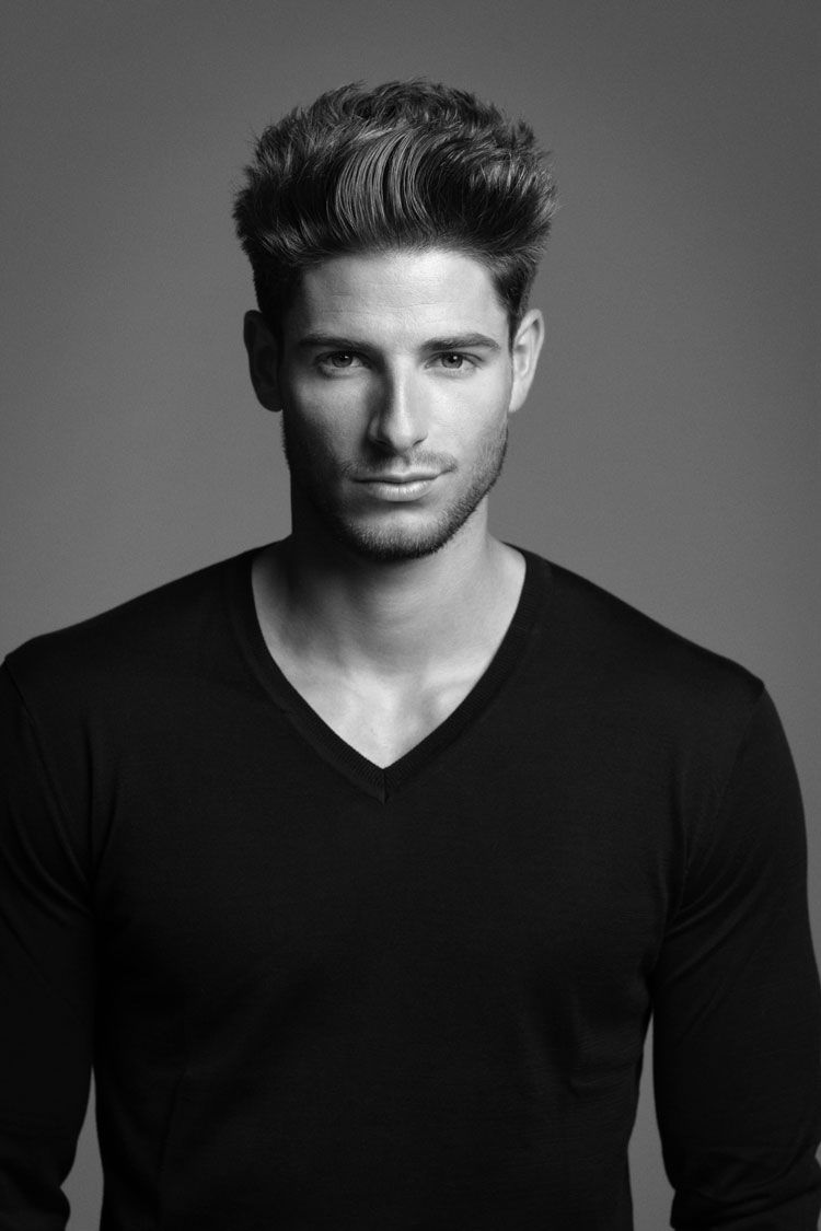 American Crew S New Collection 20 Images Of Men S Hair American Crew Mens Hairstyles Curly Hair Men
