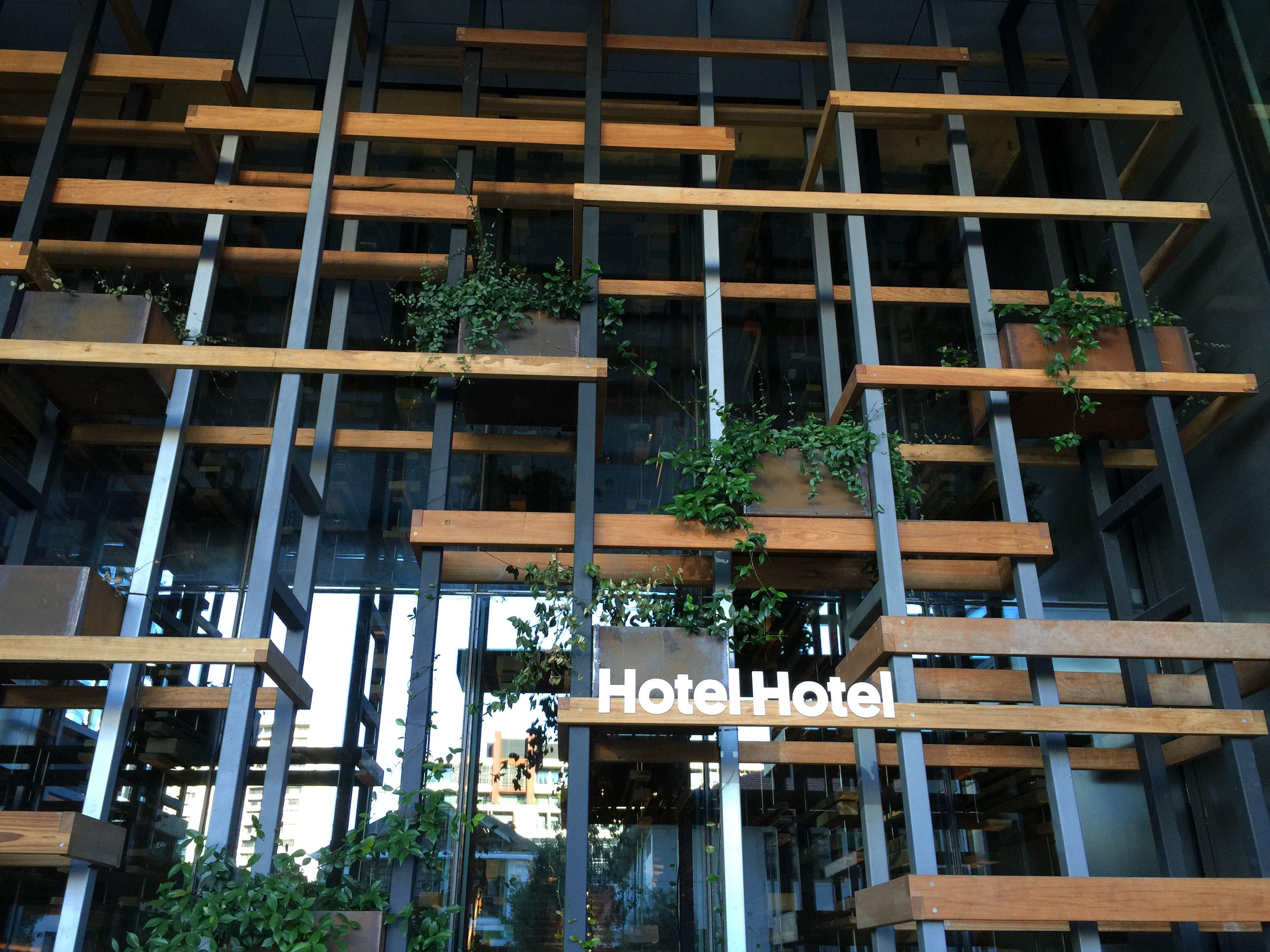 Hospitality Design, Hotel, Facade