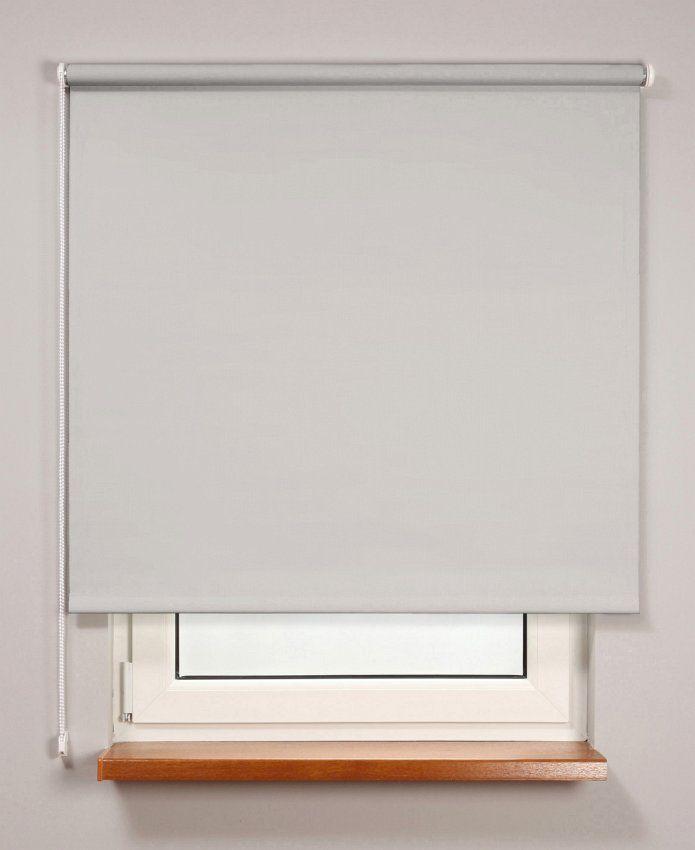 Verdunkelungsrollo Fenster Innen Innenrollo Mit Fuhrungsschiene