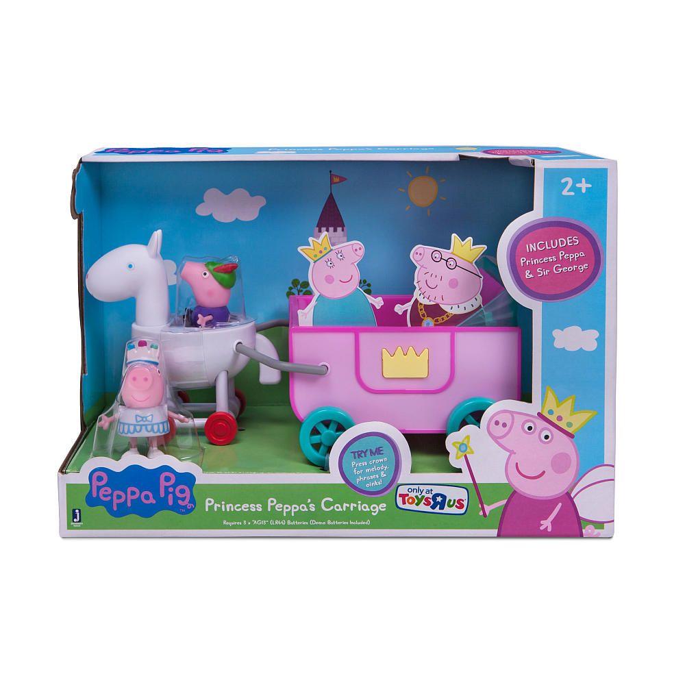 New Peppa Pig Princess Peppa's Carriage Model:25846586 https://t.co/nt2XD47Xoe https://t.co/nt2XD47Xoe