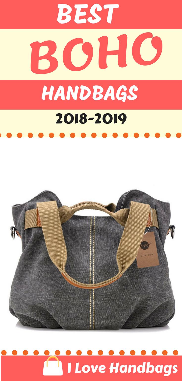 7fce3f37df Boho handbags best collection (affiliate link) Z-joyee Women's Ladies  Casual Vintage Hobo Canvas Daily Purse Top Handle Shoulder Tote Shopper  Handbag