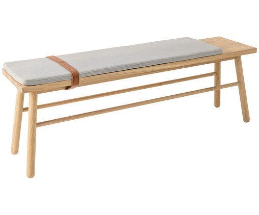 bank straight design interior pinterest sitzkissen b nke und sitzauflagen. Black Bedroom Furniture Sets. Home Design Ideas