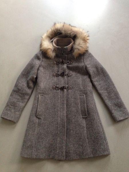 592e9dae22e Unicorn London Women's Sheepskin Fur 'Air Force' Aviator Leather Flying  Jacket at Amazon Women's Coats Shop   Fashion   Hooded jacket, Jackets,  Leather