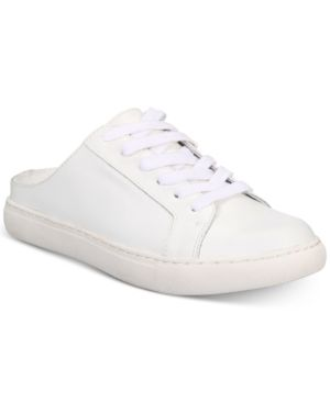 Kenneth Cole Reaction Women's Johnnie Sneakers - White 7.5M