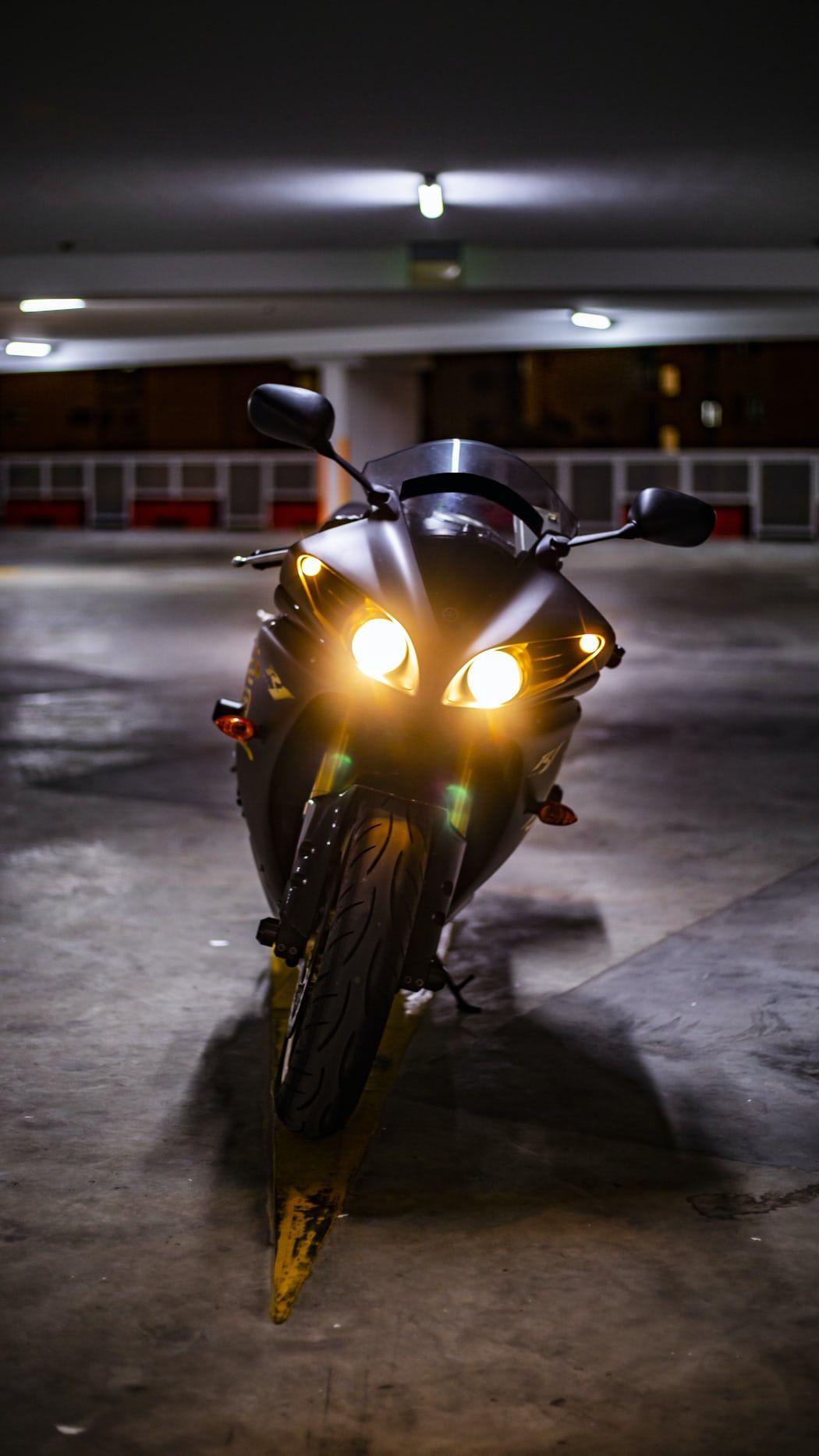 black motorcycle photo Free Motorcycle Image on Unsplash