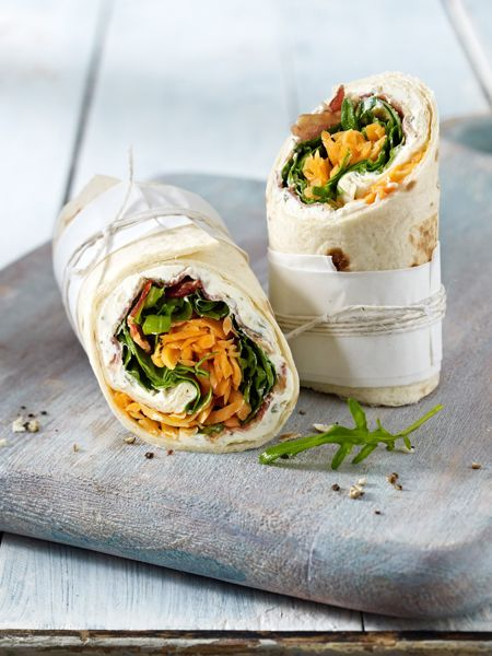 Photo of Healthy wraps: 15 recipes to imitate Wonder woman