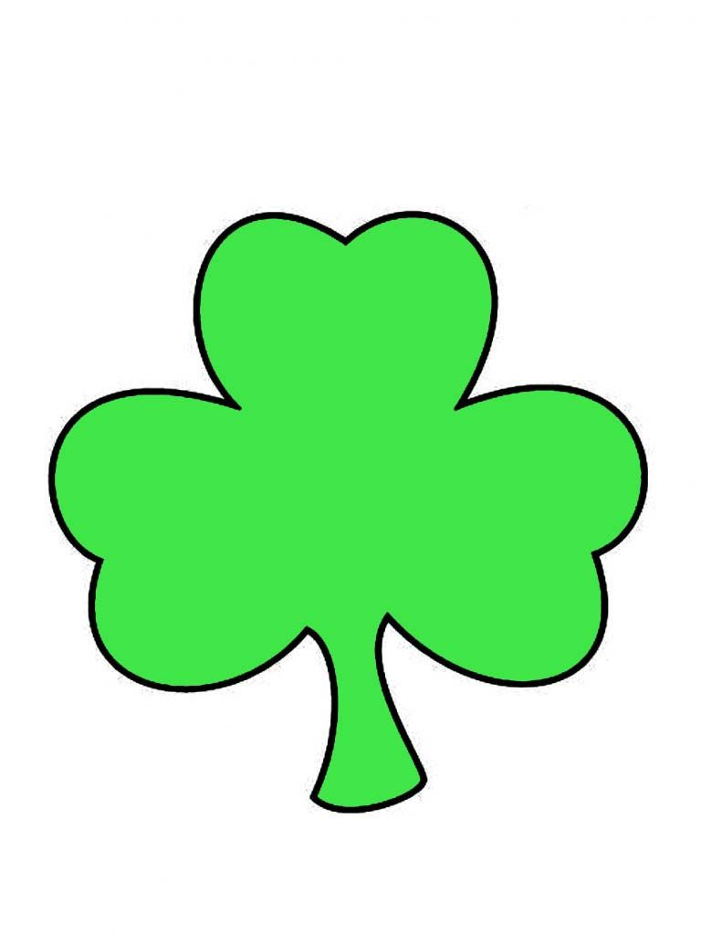 st patrick adult Activity day
