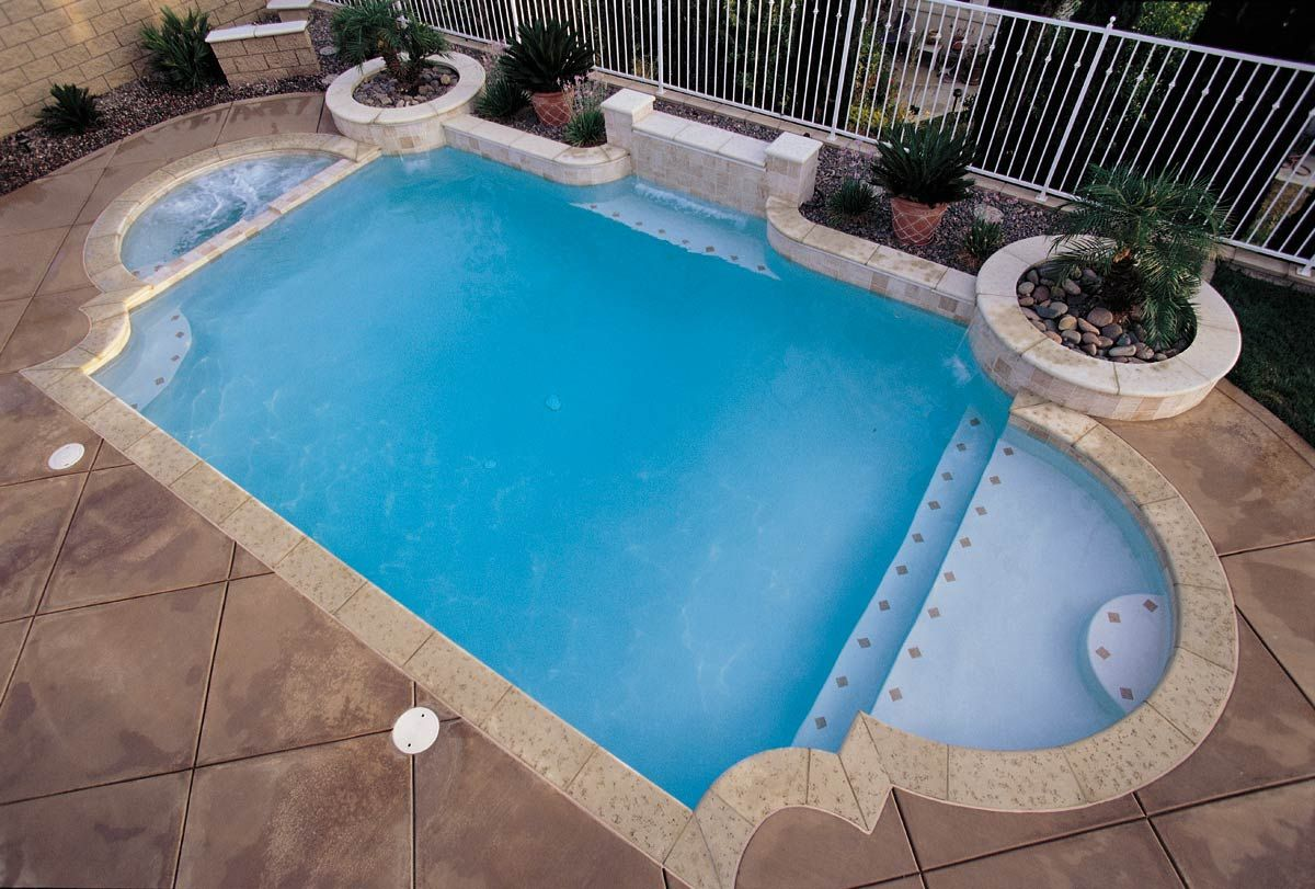 Swimming pools swimming pool coping tile ideas for the for In ground pool coping ideas