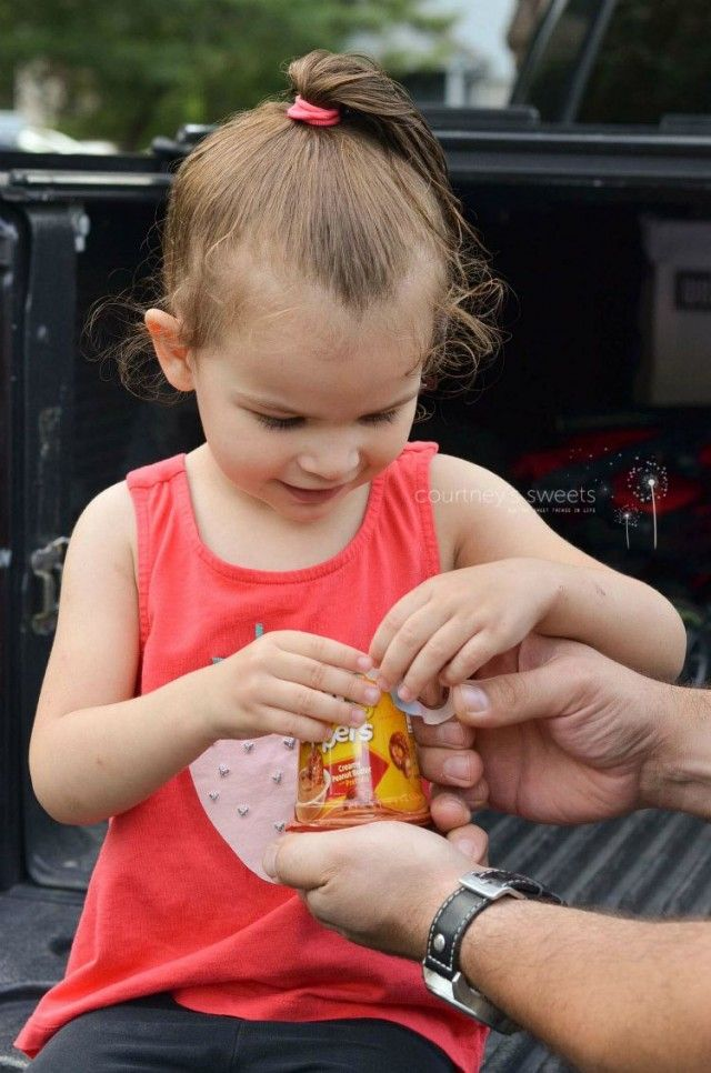 Summer Fun with Jif Peanut Butter #Snackation  #ad