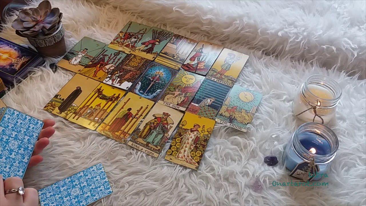 Libra love tarot reading may 2018 ups and downs