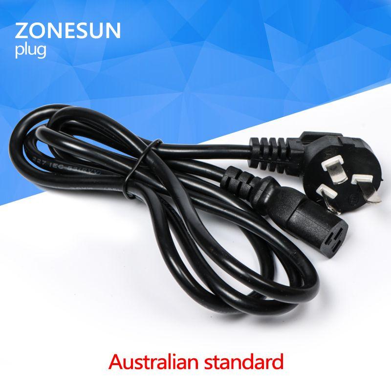 Universal Eu Ger Au Chn Plug Adapter European Germany Australia Chinese Power Socket Plug For Electric Filling Machine Adapter Plug Plugs Power