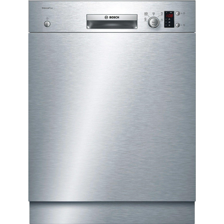 Lave Vaisselle L598 Cm Bosch Smu25as00e 12 Couverts