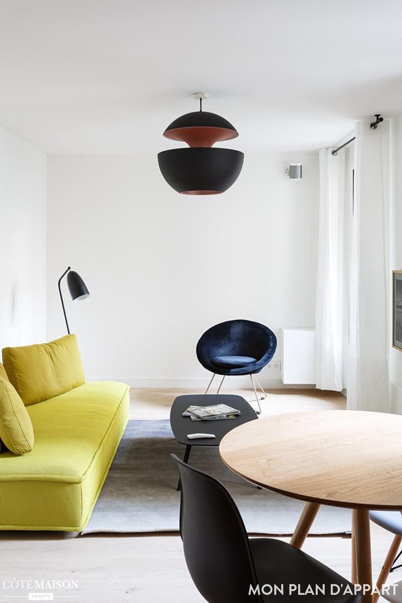 Braque Appartement En Location Mon Plan D 039 Appart Cote Maison Eames Lounge Chair Home Decor Floor Chair