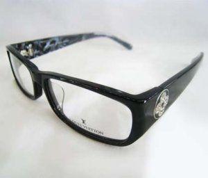 8e28b71a20 Wholesale cheap Z0135E Louis Vuitton Eyeglasses In Black Louis