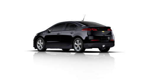 Another View Of The Chevy Volt Chevy Volt Chevrolet Volt Chevrolet