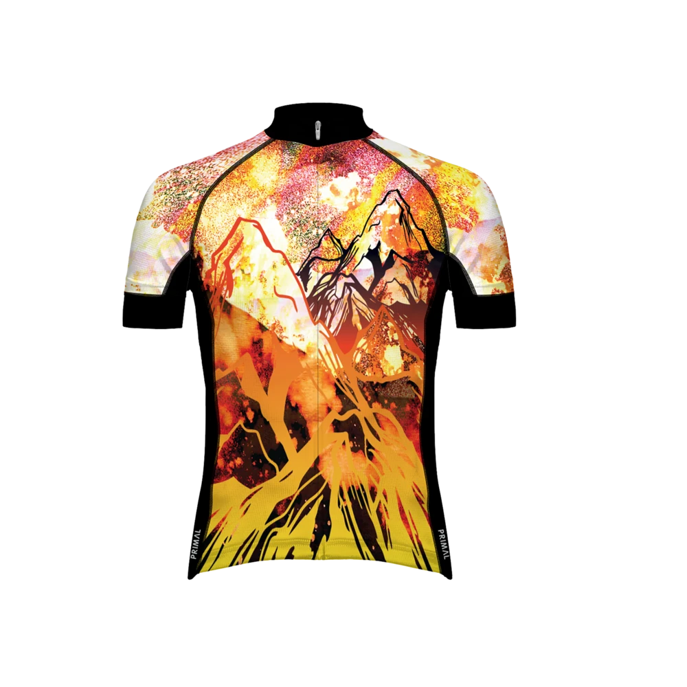 Seismic Shift Men's Evo 2.0 Cycling Jersey