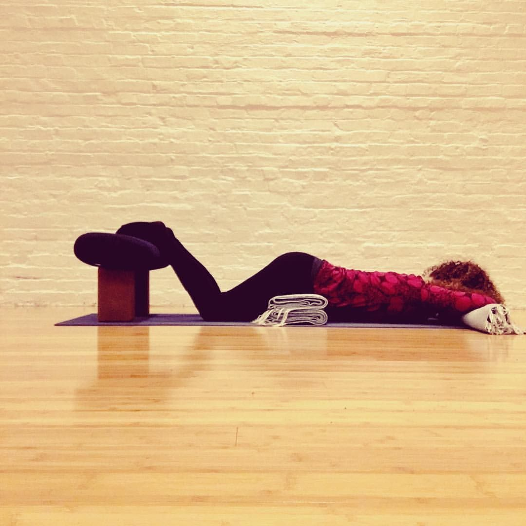 Forward Folding Is So Good For Your Nervous System But Depending On Your Physical Flexibilit Restorative Yoga Poses Restorative Yoga Restorative Yoga Sequence