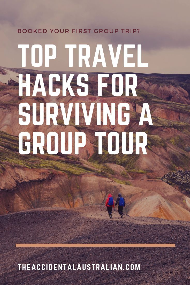 Planning a group trip, such as with G Adventures or Intrepid? Here''s our top hacks for making the most of group travel, and keeping your sanity!