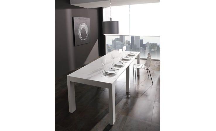 Compra online de consola mesa limite mesas y sillas consola ext a comedor mobelk6 madrid - Mesa consola ikea ...