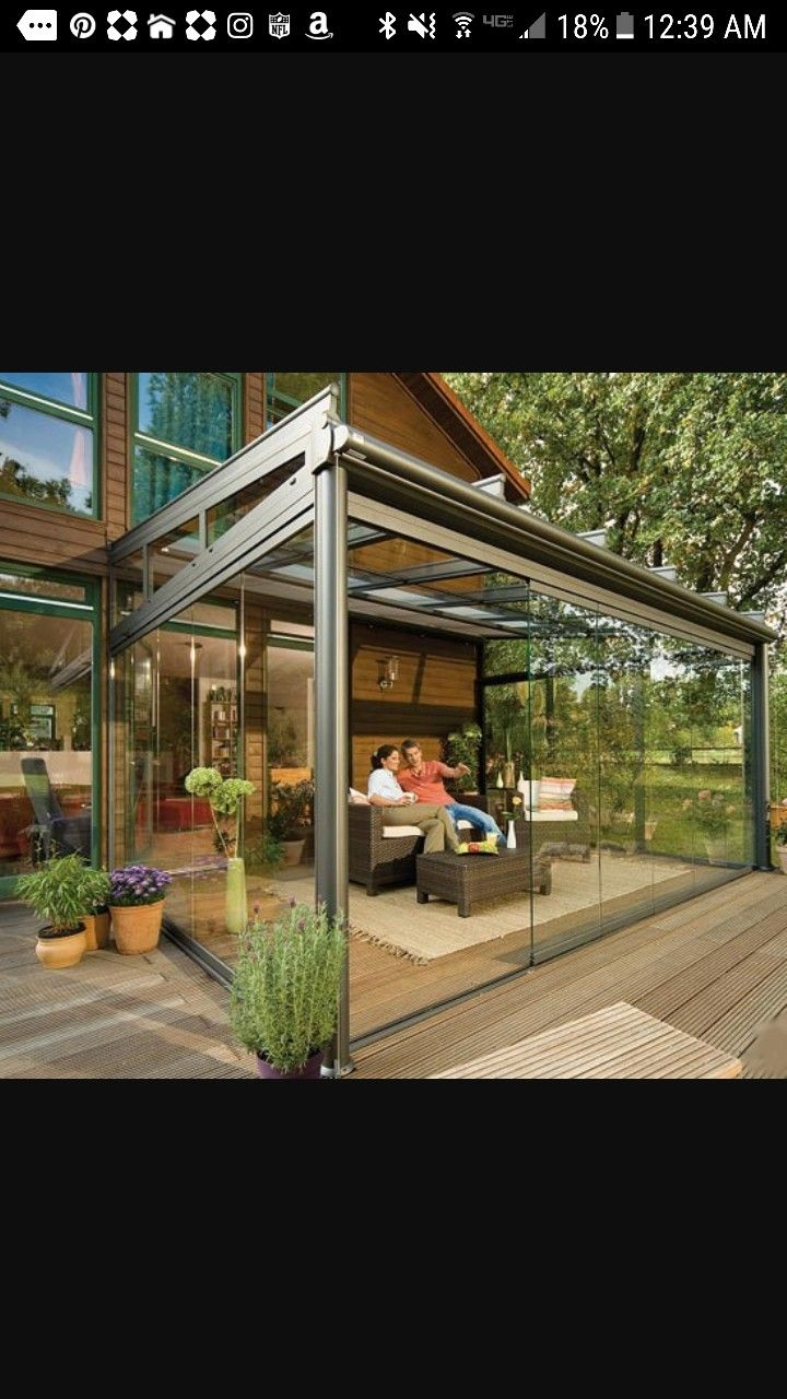 15 Compelling Contemporary Exterior Designs Of Luxury Homes You Ll Love: Backyard Design, Backyard, Garden Room